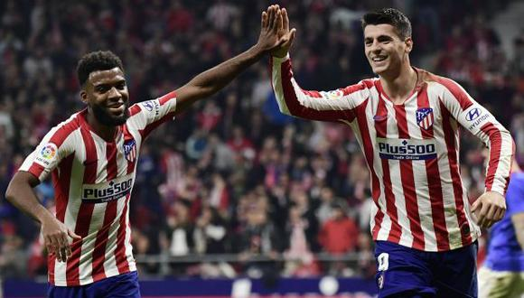 Atlético de Madrid vs. Celta de Vigo: chocan en Balaídos por LaLiga Santander. (Foto: AFP)