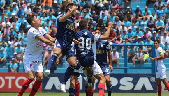 Sporting Cristal 1-2 Carlos A. Mannucci | 'Golpe y al piso', por Rafael Saaz