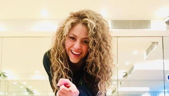 Shakira cambió de look y compartió imagen de su nueva apariencia en Instagram. (Foto: @shakira)