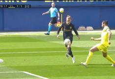 Uno fue un golazo de 'sombrerito': Griezmann se lució con doblete en el Barcelona-Villarreal l   VIDEO
