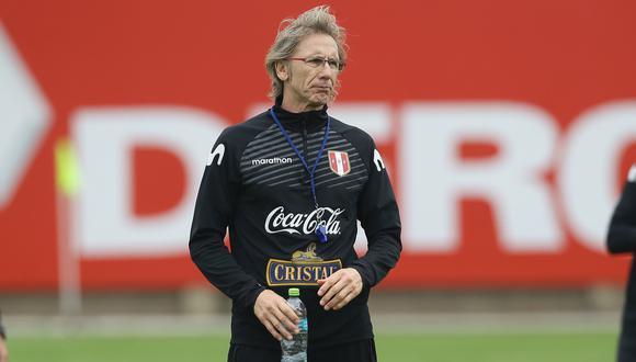 La selección peruana iniciará los entrenamientos en Videna. (Foto: GEC)