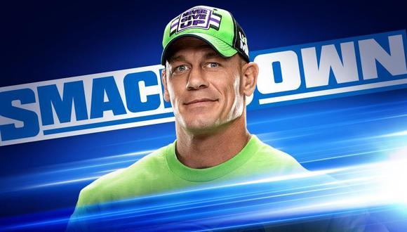 La atracción especial será la presencia del 16 veces campeón, John Cena. (Foto: WWE)