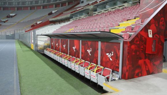 Tras los hechos ocurridos hoy en las afueras del Estadio Nacional en la previa al encuentro entre Universitario y Cantolao, el Instituto Peruano del Deporte decidió tomar esta medida. FOTO: IPD