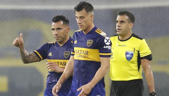 Boca Juniors vs. Internacional: chocan en Porto Alegre por la Copa Libertadores 2020. (Foto: AFP)