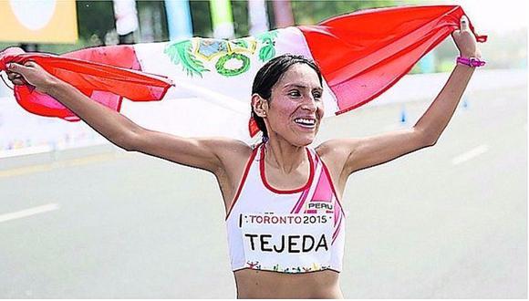Gladys Tejeda ganó Maratón en México y bate nuevo récord