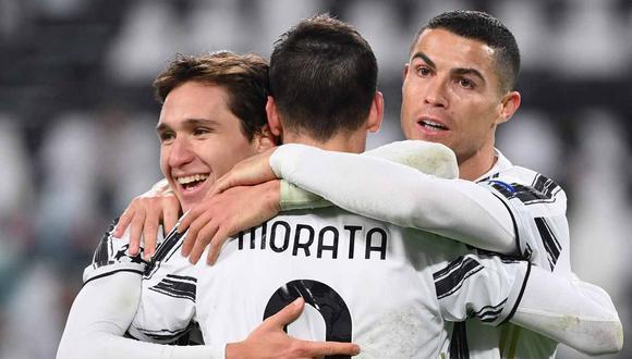 Juventus vs. Torino se enfrentan en la jornada 10 de la Serie A. (Foto: AFP)