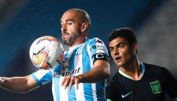 Alianza Lima y Racing jugarán este miércoles en Matute a las 7:30 de la noche. (Foto: EFE)