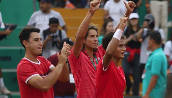 Perú viene de superar a Suiza con gran actuación de Juan Pablo Varillas. (Foto: IPD)