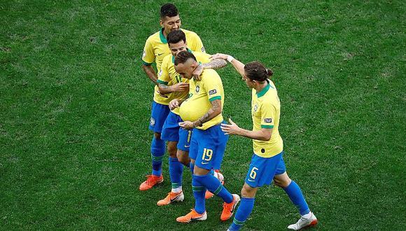 Perú fue humillado y cayó goleado por 5-0 ante Brasil por la Copa América 2019 | RESUMEN