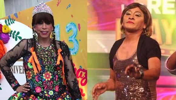 La 'Chola Chabuca' lamenta el fallecimiento de 'La Bibi' y le dedicará emotivo homenaje en su programa. (Foto: @lacholachabuca/Latina)