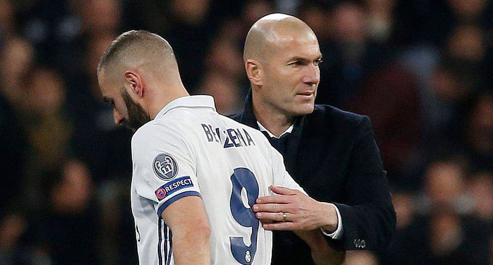 Florentino Pérez ya tiene a los reemplazantes de Zidane y Karim Benzema
