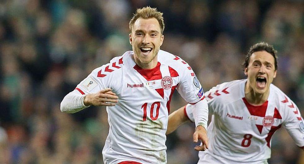Rusia 2018: ¿cuándo comenzará a entrenar la selección de Dinamarca?