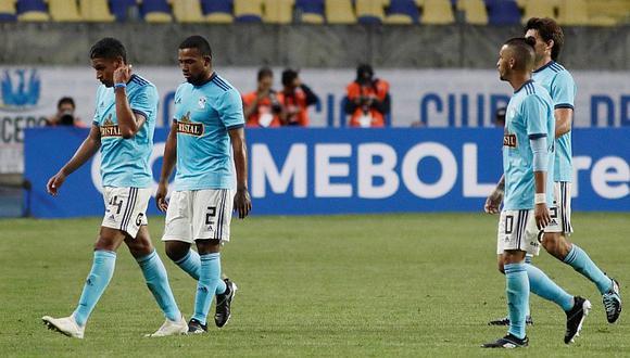 Cristal cayó 5-4 ante U. de Concepción en el debut por Copa Libertadores