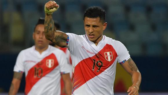 Yoshimar Yotún disputó su quinta Copa América. (Foto: AFP)