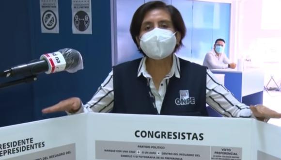Sigue la jornada electoral de hoy, domingo 11 de abril en donde se elegirá al nuevo presidente del Perú. FOTO: ONPE