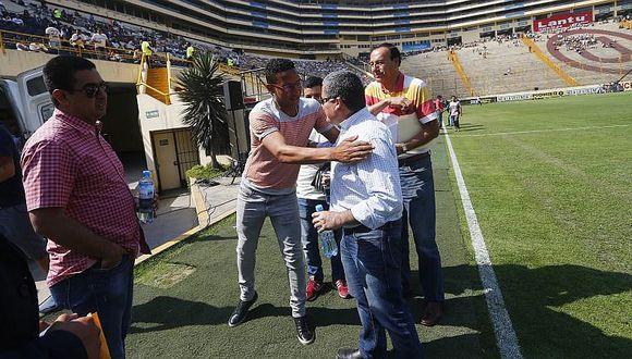 Universitario de Deportes: Exfutbolista rechazó ser director deportivo