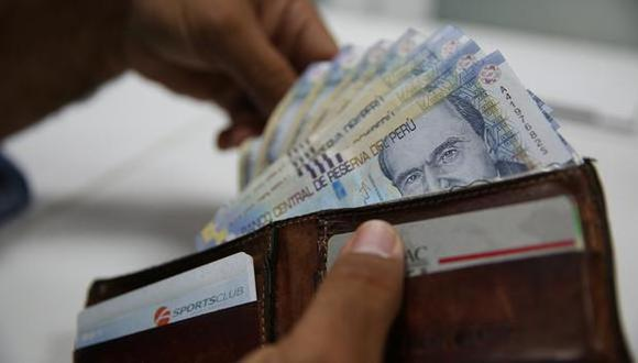 Tras solicitar el retiro, las entidades financieras deberán desembolsar el dinero de los trabajadores en un plazo de dos días hábiles como máximo. (Foto: GEC)
