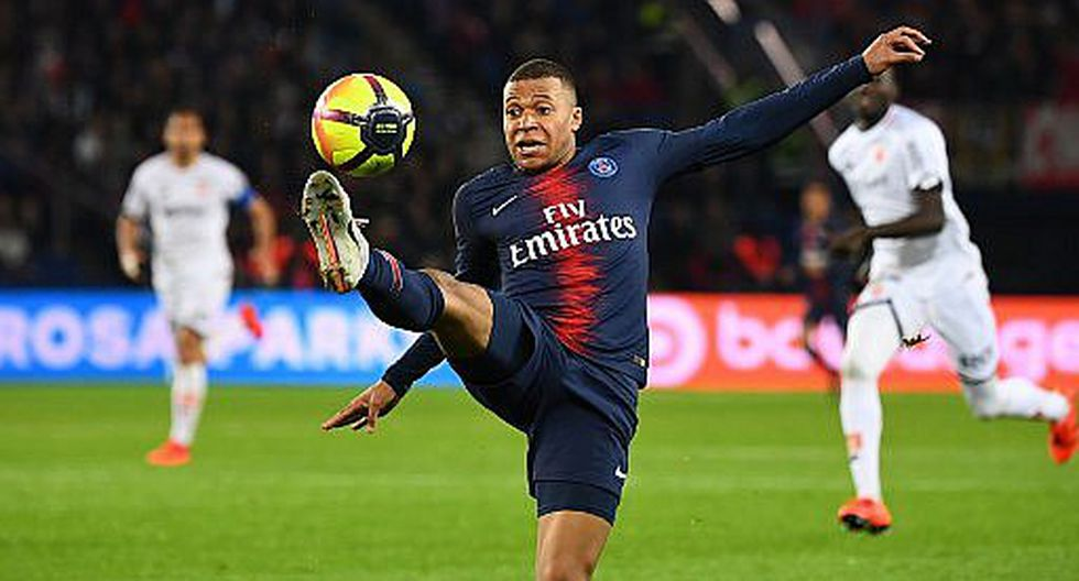 ¡ES OFICIAL! | PSG confirmó que Kylian Mbappé continuará en club en la próxima temporada