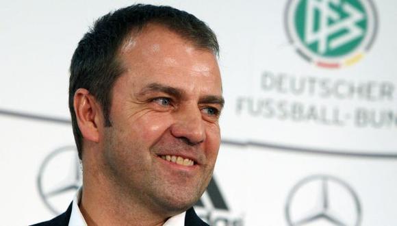 Hansi Flick tomará el lugar de Joachim Löw tras la Eurocopa. (Foto: AFP)