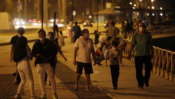 El número de contagios aumentó este lunes. (Fotos: Andrés Paredes / @photo.gec)
