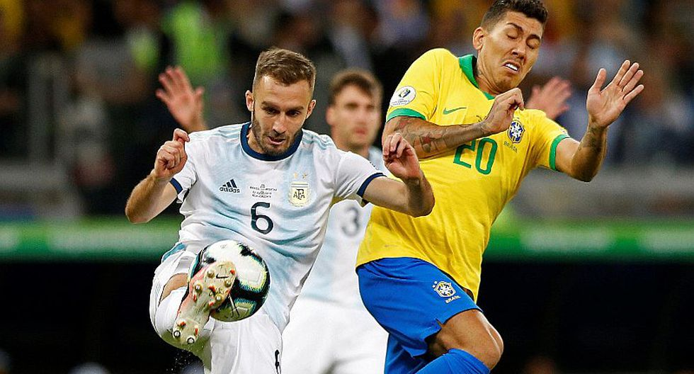 ▶VER Brasil 2-0 Argentina EN DIRECTO: dónde, cómo y cuándo ver la semifinal por Copa América 2019