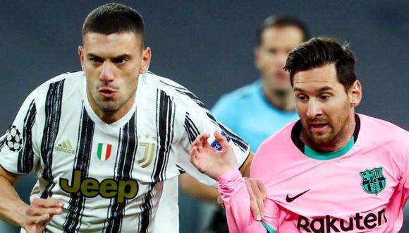Sin Cristiano Ronaldo, Juventus vs. Barcelona de Lionel Messi en vivo y online por la Champions League.