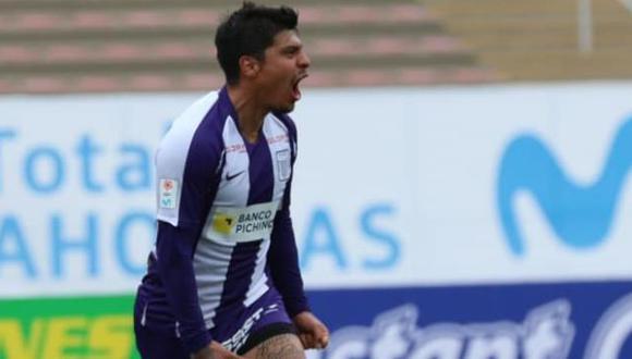 Patricio Rubio llegó a Alianza Lima por pedido de su compatriota Mario Salas. (Foto: Alianza Lima)