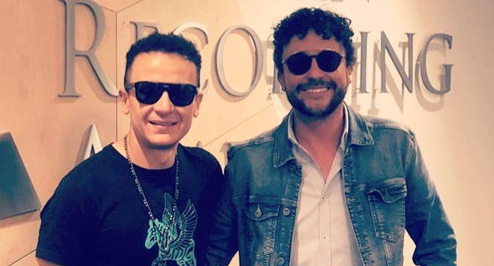 """Fonseca y Andrés Cepeda lanzan """"Te entrego mi corazón"""" para recaudar fondos para combatir el coronavirus. (Foto: Instagram)"""