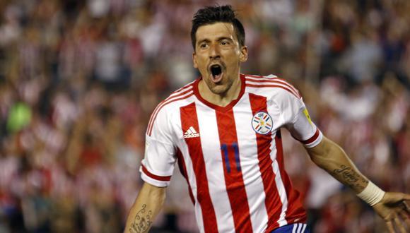 Paraguayo Edgar Benítez es nuevo refuerzo de Alianza Lima con 33 años.
