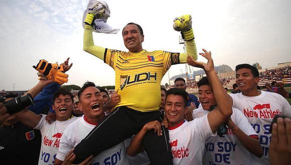 El arquero más veterano del fútbol peruano volverá a jugar en la Primera División