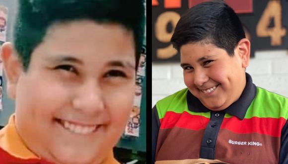 Niño de Oxxo es vetado por la marca y Burger King lo contrata para nuevo comercial (Foto: Milenio)