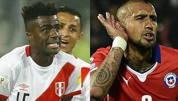 Selección peruana: En Chile descartan discriminación contra peruanos