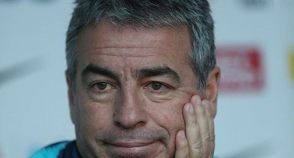 Pablo Bengoechea no seguiría en Alianza Lima y negocian con otro DT, según periodista colombiano | FOTO