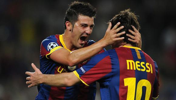 Barcelona golea 3-0 a Panathinaikos