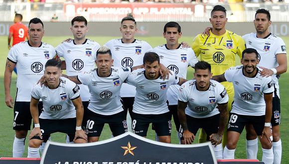 Gabriel Costa arrancó su segundo año con Colo Colo. (Foto: Colo Colo)