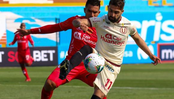 Universitario vs. Cienciano: se ven las caras en el Iván Elias Moreno por la jornada 7 de la Liga 1. (Foto: Liga de Fútbol Profesional)