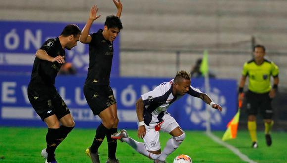 Alianza Lima - Racing de Avellaneda: Guía de canales TV y horarios para ver el duelo de Libertadores. FOTO: EFE
