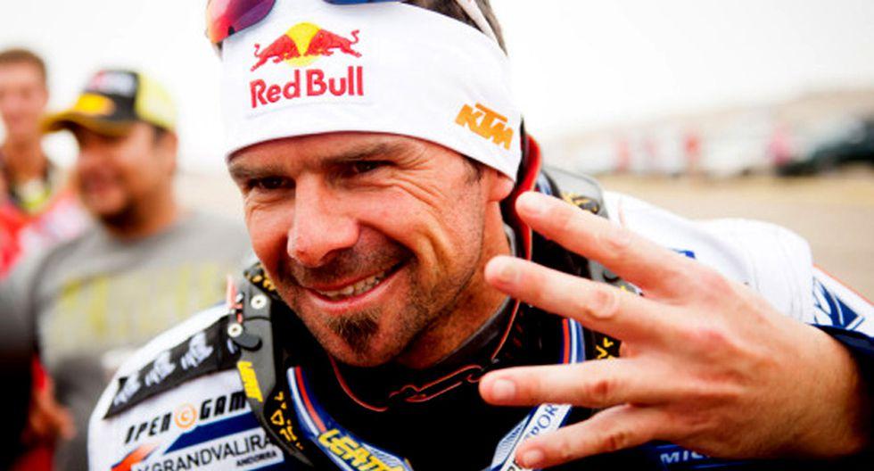 Cyril Despres sobre Rally Dakar 2013: Comenzar en Perú será muy duro