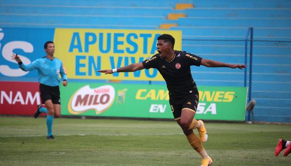 El equipo de Ángel Comizzo es goleado por el equipo cajamarquino por la fecha 5 de la Fase 2 de la Liga 1. (Foto: Liga 1)