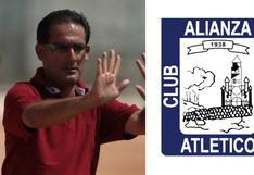 Teddy Cardama será entrenador de Alianza Atlético por sexta vez en la historia del cuadro 'churre'