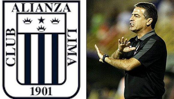 Alianza Lima presentará este martes a Pablo Bengoechea como técnico