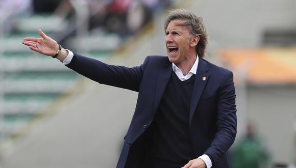La selección peruana no logró sumar puntos en la visita a Bolivia y uno de los más enojados fue Ricardo Gareca, en especial tras la pérdida del balón de Christian Cueva antes del gol de la 'Verde'.