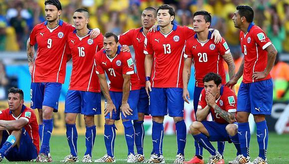Mundialista chileno flamante fichaje de los 'Piratas'
