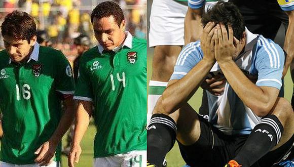 FIFA: para Argentina es una comedia lo sucedido con Bolivia