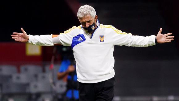 Ricardo Ferretti, DT de Tigres UANL, no considera imbatible a Bayern Múnich. (Foto: EFE)