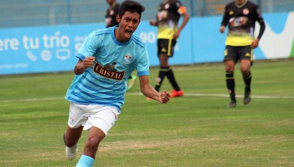 Sporting Cristal | Brandon Palacios. (Foto: GEC)