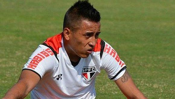 Sao Paulo de Christian Cueva sigue reforzándose para el Brasileirao