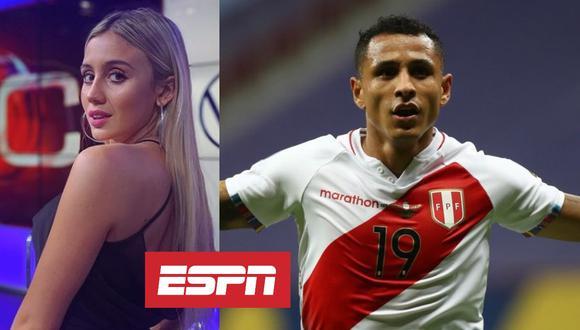 La reconocida periodista argentina destacó la jugada previo al golazo de Yoshimar Yotún a Colombia por el partido de Copa América.