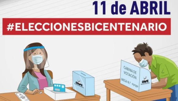 Desde hoy se podrá conocer si eres miembro de mesa en la ONPE para las próximas elecciones presidenciales en el mes de abril