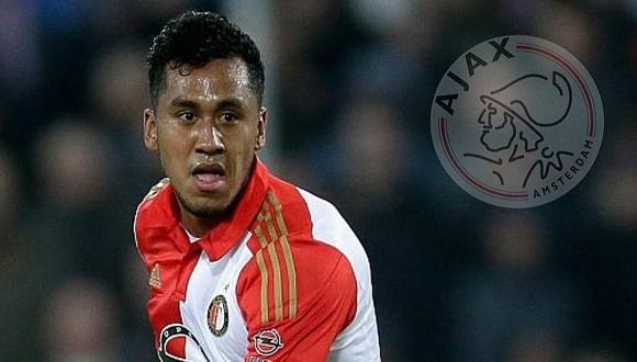 ¿Nuevo destino? Renato Tapia: Ajax apunta a ser nuevo club del volante, según prensa de Holanda | FOTO
